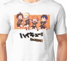 Haikyuu!! - For the Win Unisex T-Shirt