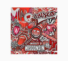 Wisco Collage Unisex T-Shirt
