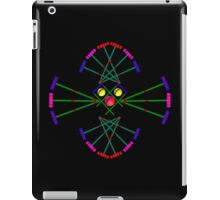 Croquet - Mallets,Balls and Hoops Design iPad Case/Skin