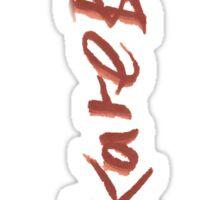 Skateboard Sticker