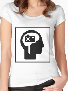Photographer Dream Women's Fitted Scoop T-Shirt