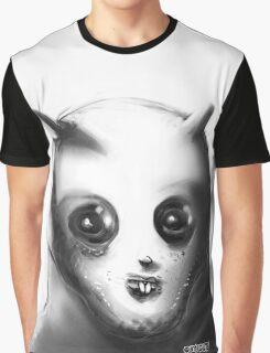 cartoon style alien illustration Graphic T-Shirt