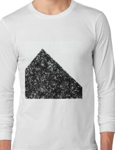 Simple Mountain Long Sleeve T-Shirt