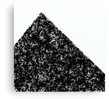 Simple Mountain Canvas Print