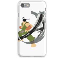 Ryu Alt 5 iPhone Case/Skin