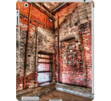 The old factory iPad Case/Skin