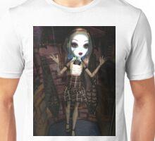 Monster High + Frankie Stein Unisex T-Shirt