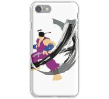 Ryu alt 10 iPhone Case/Skin