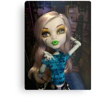 Monster High  Metal Print