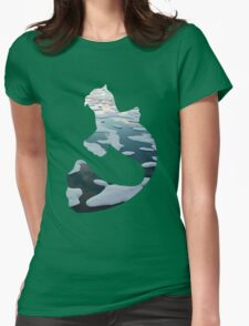 Dewgong used brine Womens Fitted T-Shirt