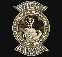 Without Warning Vintage Unisex T-Shirt