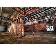 Factory complex Photographic Print