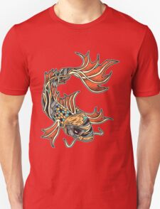 Bio-Mechanical Koi T-Shirt