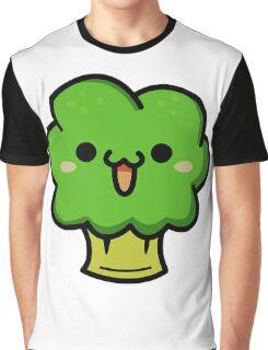Cute broccoli Graphic T-Shirt