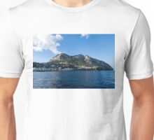 Capri Island From the Sea Unisex T-Shirt