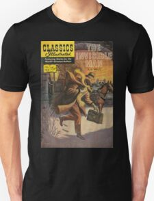 Invisible Man Unisex T-Shirt