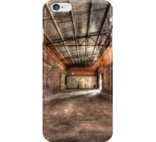 Factory collapse iPhone Case/Skin