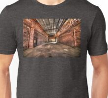 Factory collapse Unisex T-Shirt