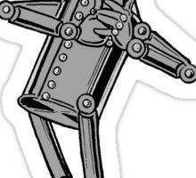 Tin Man Sticker