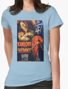 The Mummy Womens Fitted T-Shirt