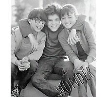Wonder Years Photographic Print