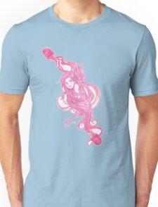 Spilling Out Unisex T-Shirt