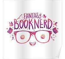 Fantasy Booknerd Poster