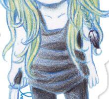 Small: Emma the Lost Girl Sticker