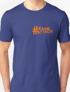 Zach Attack (color) T-Shirt