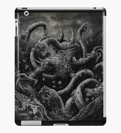 Beast Hunt iPad Case/Skin
