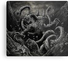 Beast Hunt Metal Print