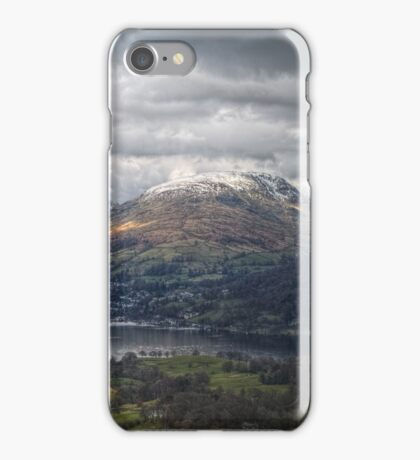 View from Latterbarrow iPhone Case/Skin