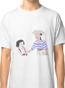 I saw him Only Yesterday Classic T-Shirt