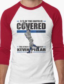 Kevin Pillar Men's Baseball ¾ T-Shirt