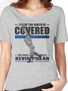 Kevin Pillar Women's Relaxed Fit T-Shirt