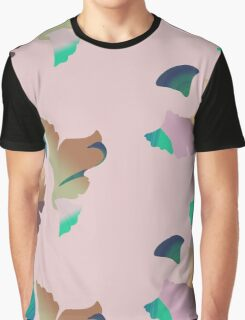Paper leaves neo vintage 2  Graphic T-Shirt