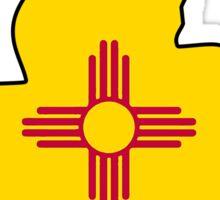 New Mexico ATV rider Sticker
