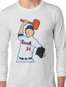 "Noah ""Thor"" Syndergaard Long Sleeve T-Shirt"