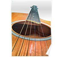 The Guitar - CaMERA11 Poster