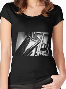 The Mirror - CaMERA10 Women's Fitted Scoop T-Shirt