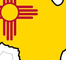 New Mexico flag camel Sticker