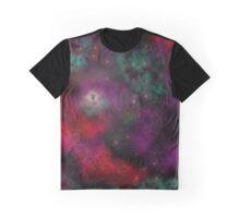 Cosmic Clash Graphic T-Shirt