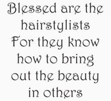 Hairstylist Kids Tee