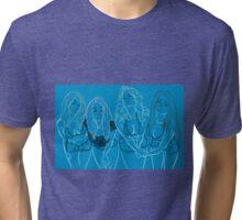 Blue Girls 2 Tri-blend T-Shirt