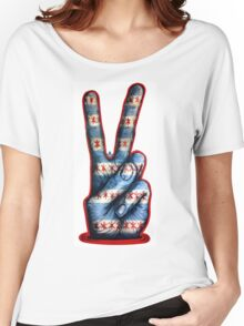 Vote For Peace Women's Relaxed Fit T-Shirt