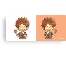 Lou cookies Canvas Print