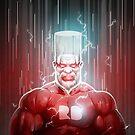 Red Boy by Lukas Brezak