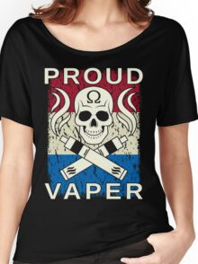 Proud Vaper | Netherlands Women's Relaxed Fit T-Shirt