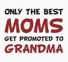 Promoted Grandma One Piece - Long Sleeve