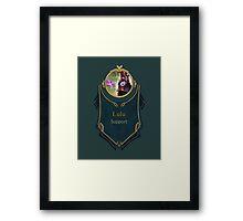 League of Legends - Lulu Banner Framed Print